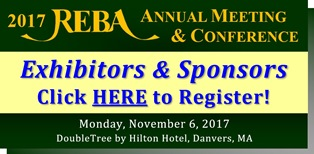 2017 REBA Annual Meeting & Conference Exhibitors & Sponsor Registration