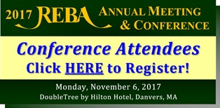 2017 REBA Annual Meeting & Conference Attendee Registration