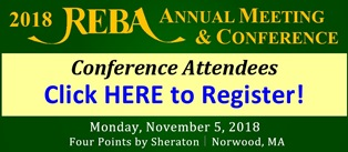2018 REBA Annual Meeting and Conference Attendees Registration